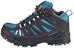 Columbia Pisgah Peak Shoes Youth Mid WP dark compass / black
